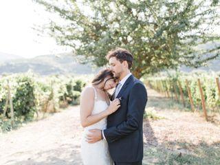 O casamento de Vanessa e Christian