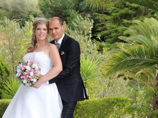 O casamento de Christine e Luciano