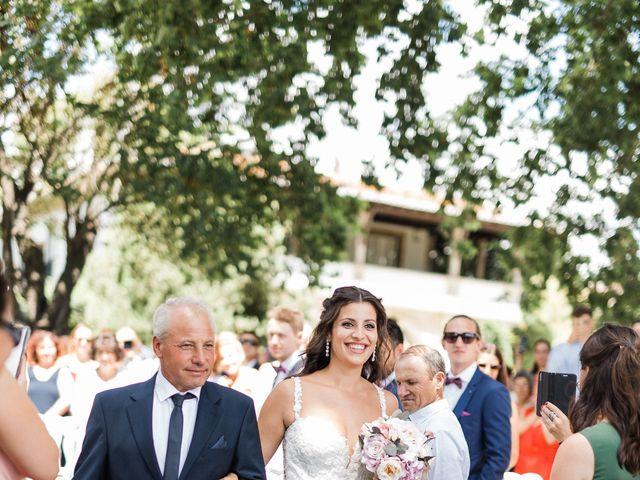 O casamento de Christian e Vanessa em Peso da Régua, Peso da Régua 30