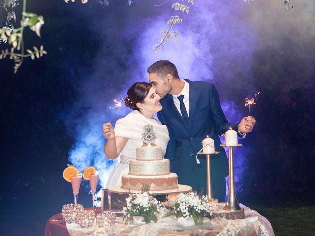 O casamento de Sandra e Nizar