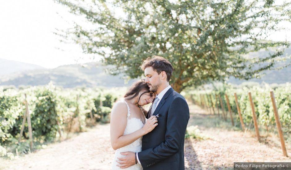 O casamento de Christian e Vanessa em Peso da Régua, Peso da Régua