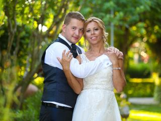 O casamento de Ana e Liam