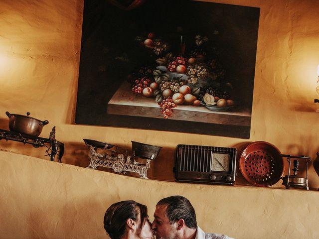 O casamento de Paula e Zé Tó
