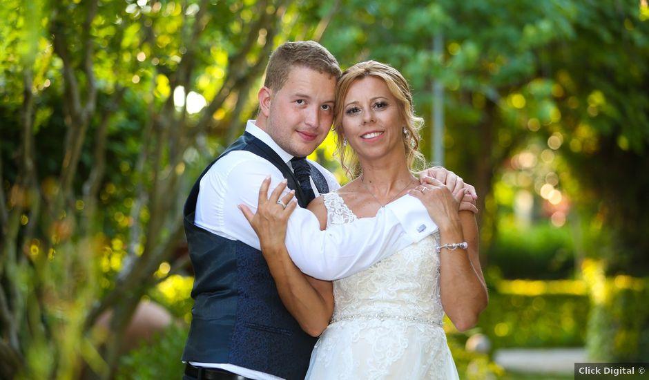 O casamento de Liam e Ana em Mangualde, Mangualde
