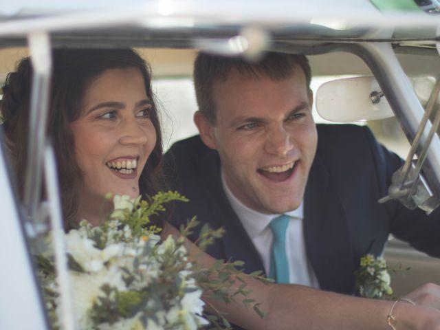 O casamento de Raquel e Richard