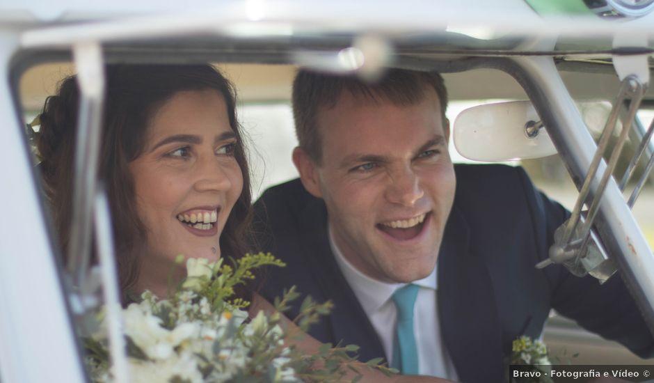 O casamento de Richard e Raquel em Azeitão, Setúbal (Concelho)