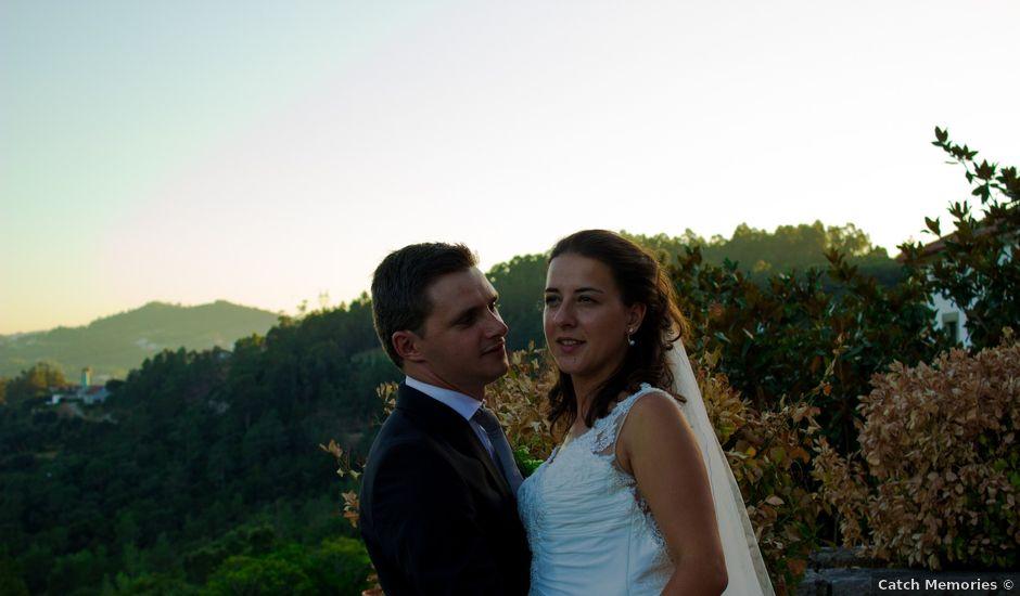 O casamento de Paulo e Fátima em Alpendorada e Matos, Marco de Canaveses