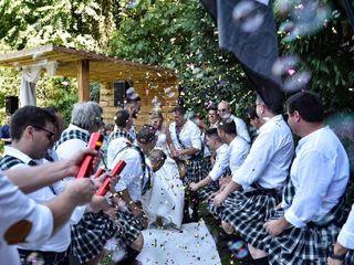 O casamento de Sónia  e Bruno