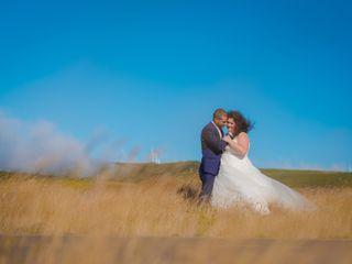 O casamento de Sandra e Énio