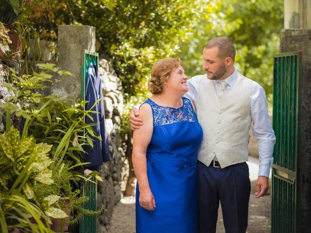 O casamento de Énio e Sandra em Santa Cruz, Madeira 7