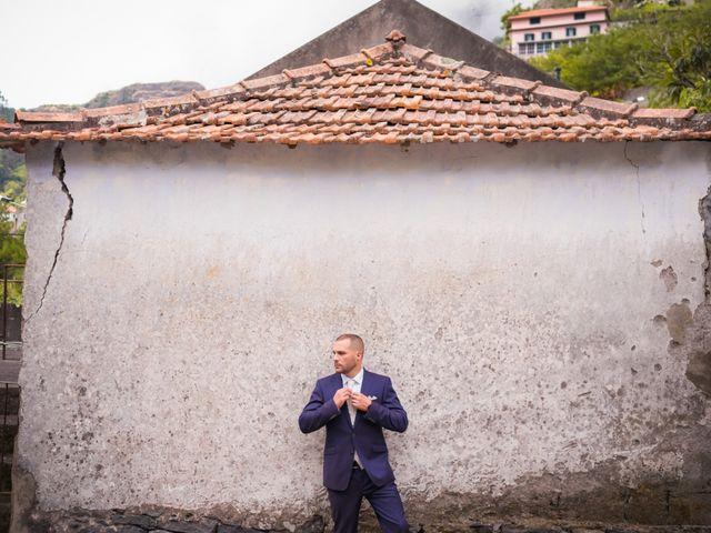 O casamento de Énio e Sandra em Santa Cruz, Madeira 16