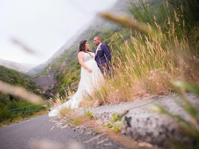 O casamento de Énio e Sandra em Santa Cruz, Madeira 53