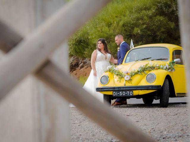 O casamento de Énio e Sandra em Santa Cruz, Madeira 55
