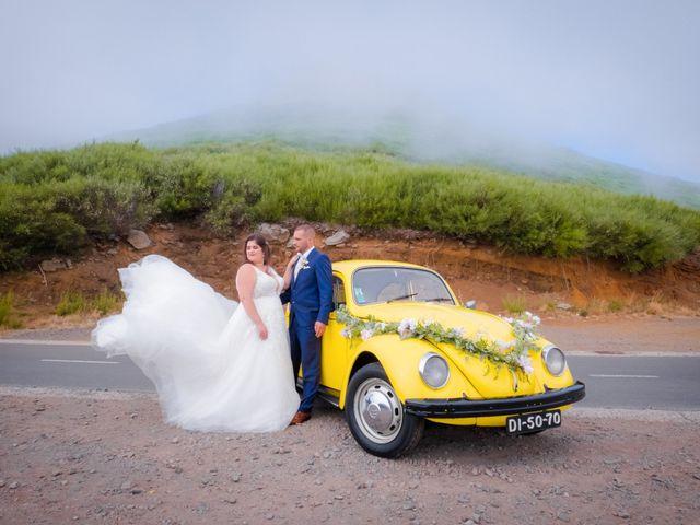 O casamento de Énio e Sandra em Santa Cruz, Madeira 56