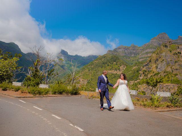 O casamento de Énio e Sandra em Santa Cruz, Madeira 77