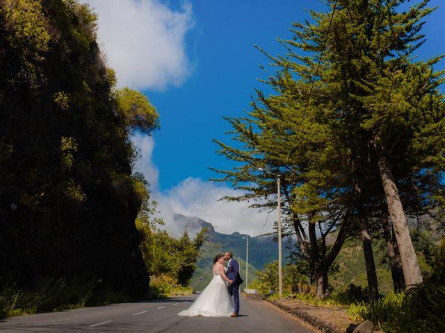 O casamento de Énio e Sandra em Santa Cruz, Madeira 79