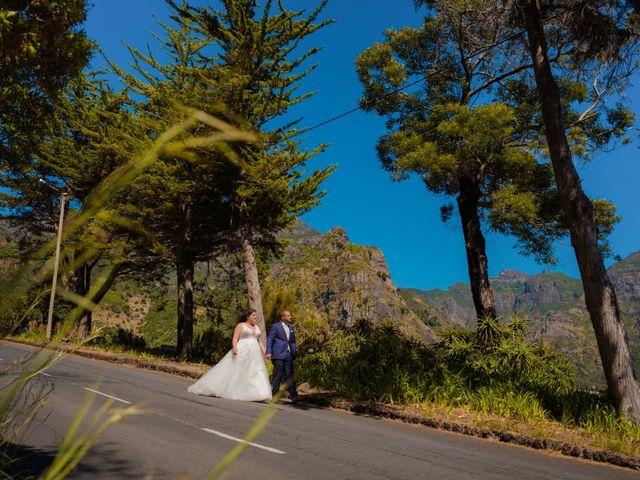 O casamento de Énio e Sandra em Santa Cruz, Madeira 80