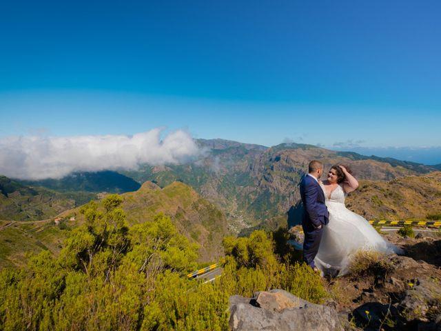 O casamento de Énio e Sandra em Santa Cruz, Madeira 81