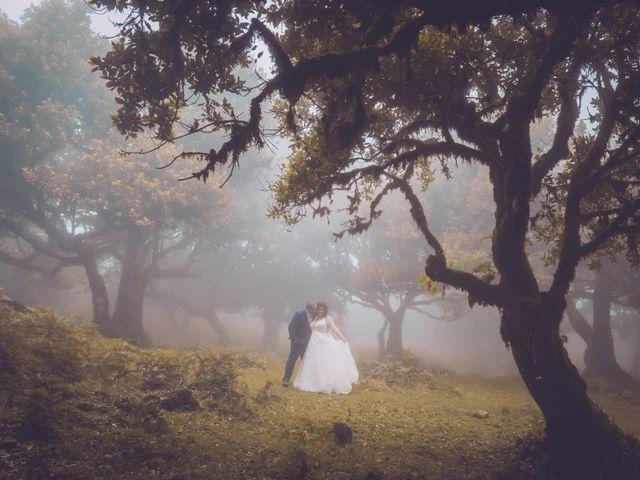 O casamento de Énio e Sandra em Santa Cruz, Madeira 83