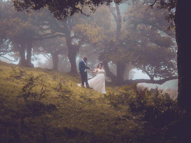 O casamento de Énio e Sandra em Santa Cruz, Madeira 84