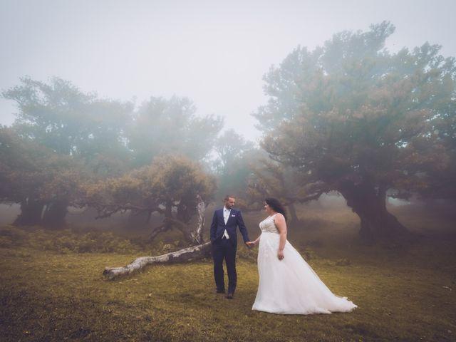 O casamento de Énio e Sandra em Santa Cruz, Madeira 85