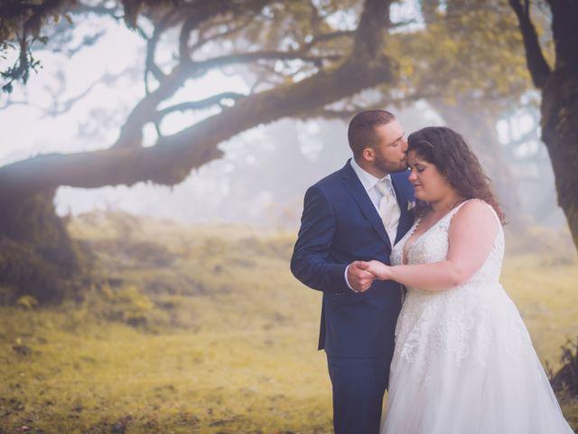 O casamento de Énio e Sandra em Santa Cruz, Madeira 86