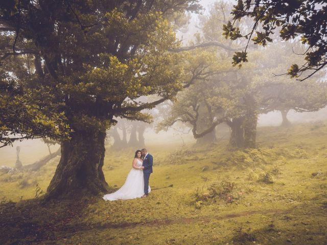 O casamento de Énio e Sandra em Santa Cruz, Madeira 87