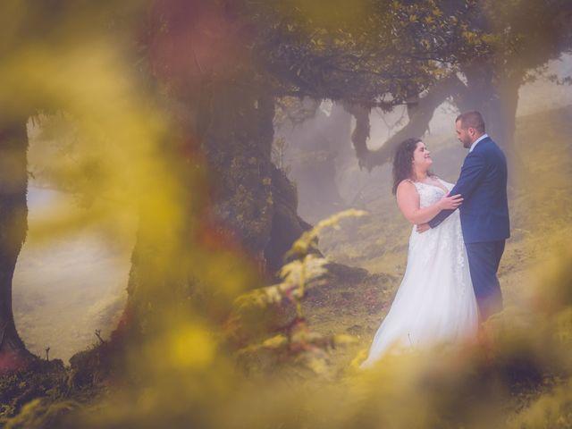O casamento de Énio e Sandra em Santa Cruz, Madeira 88