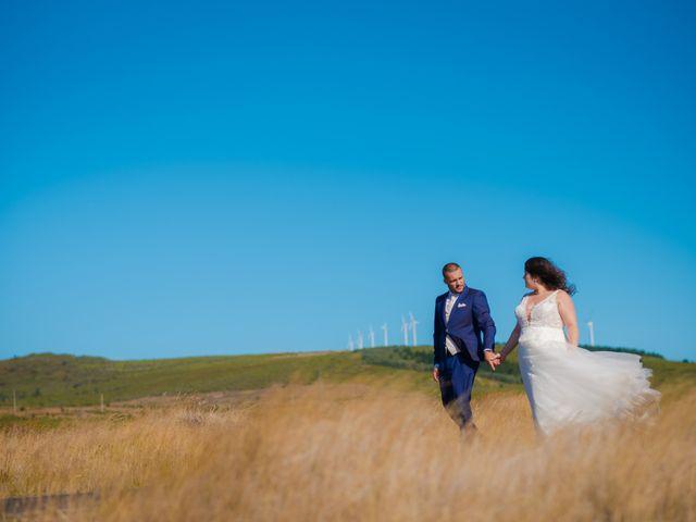 O casamento de Énio e Sandra em Santa Cruz, Madeira 91