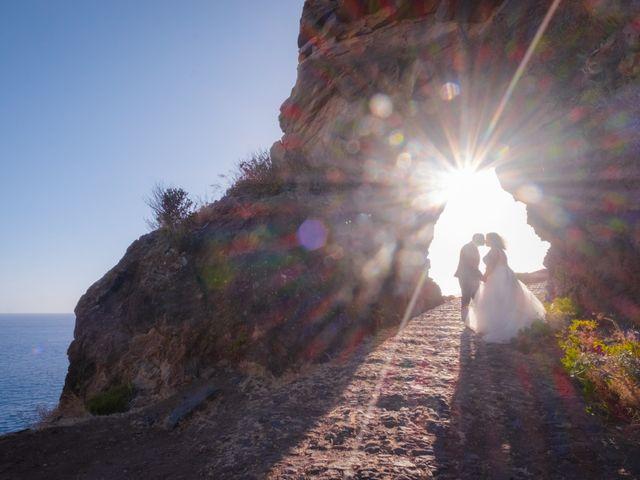 O casamento de Énio e Sandra em Santa Cruz, Madeira 93