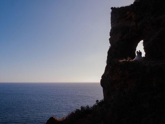 O casamento de Énio e Sandra em Santa Cruz, Madeira 96