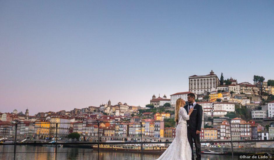 O casamento de João e Márcia em Vila Nova de Famalicão, Vila Nova de Famalicão