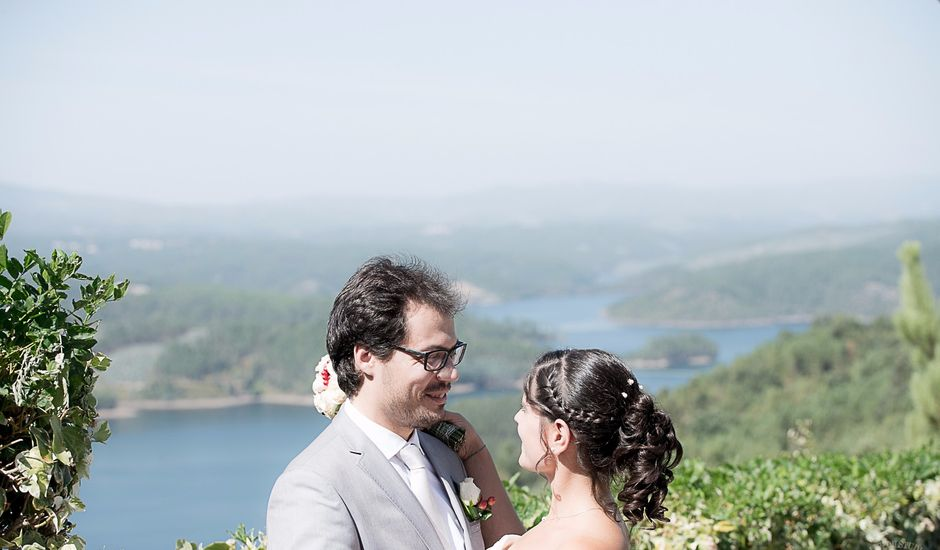 O casamento de Bruno e Sofia em Cernache do Bonjardim, Sertã