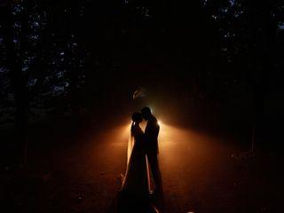 O casamento de Cristina e Rafael