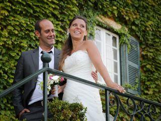O casamento de Julie e Miguel