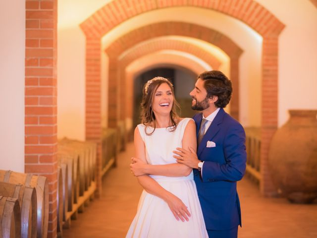 O casamento de Oriana e Gonçalo