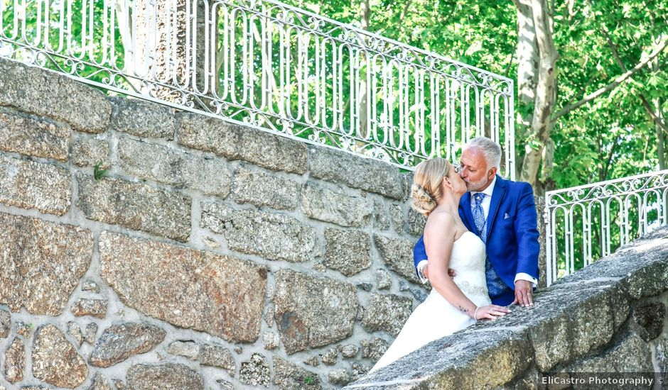 O casamento de Américo e Emília em Bairro, Vila Nova de Famalicão