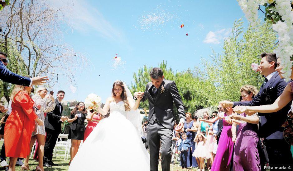 O casamento de Tiago e Mariana em Palmela, Palmela