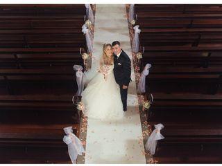 O casamento de Marlene e João