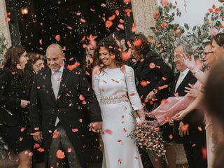 O casamento de Guadalupe e Leandro
