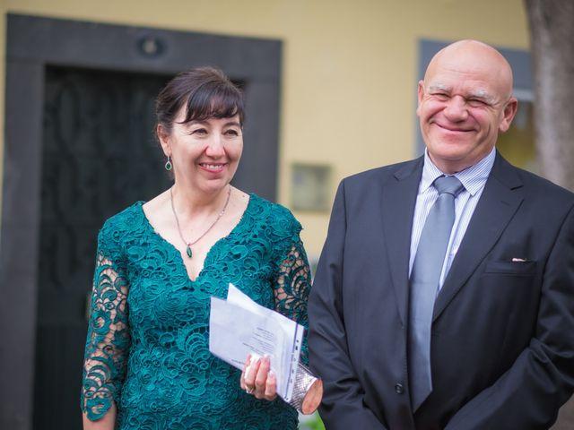 O casamento de Daniel e Débora em Câmara de Lobos, Madeira 25