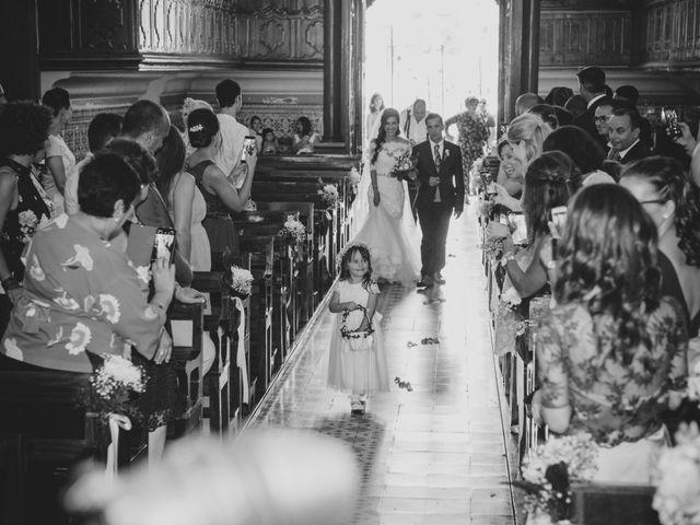 O casamento de Daniel e Débora em Câmara de Lobos, Madeira 26