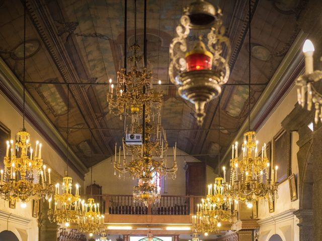 O casamento de Daniel e Débora em Câmara de Lobos, Madeira 27
