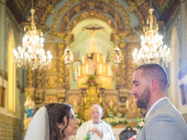 O casamento de Daniel e Débora em Câmara de Lobos, Madeira 40