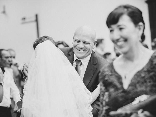 O casamento de Daniel e Débora em Câmara de Lobos, Madeira 45