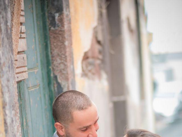 O casamento de Daniel e Débora em Câmara de Lobos, Madeira 51