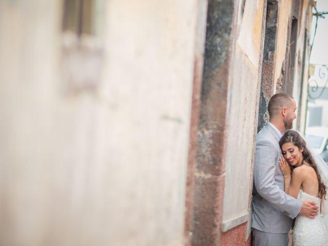 O casamento de Daniel e Débora em Câmara de Lobos, Madeira 52