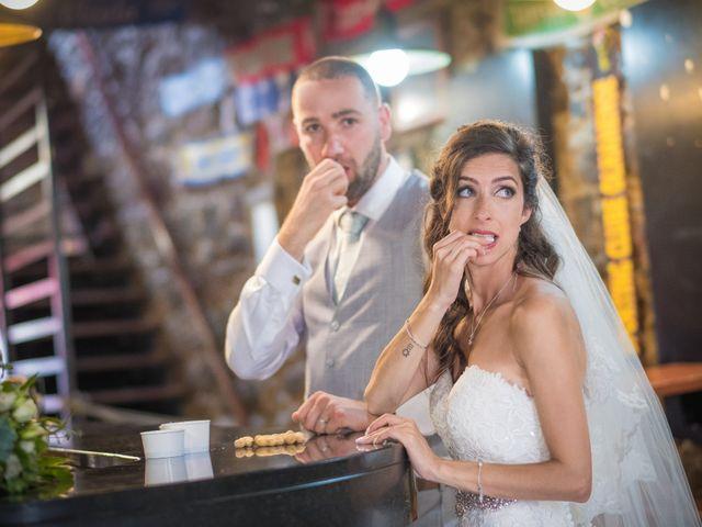 O casamento de Daniel e Débora em Câmara de Lobos, Madeira 54