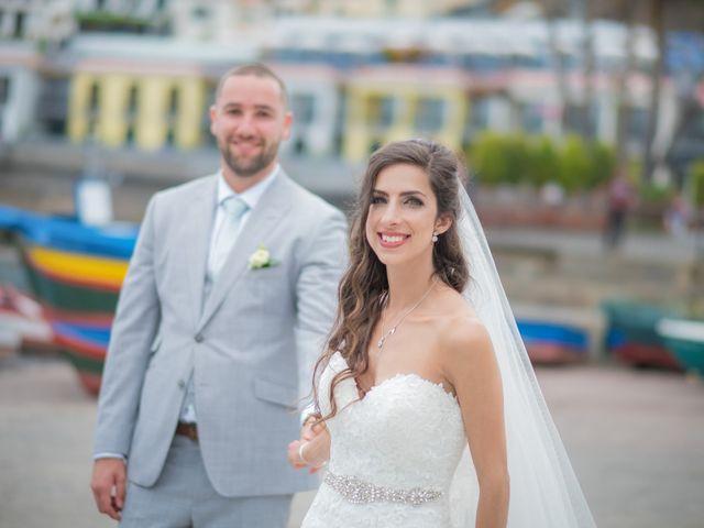 O casamento de Daniel e Débora em Câmara de Lobos, Madeira 58