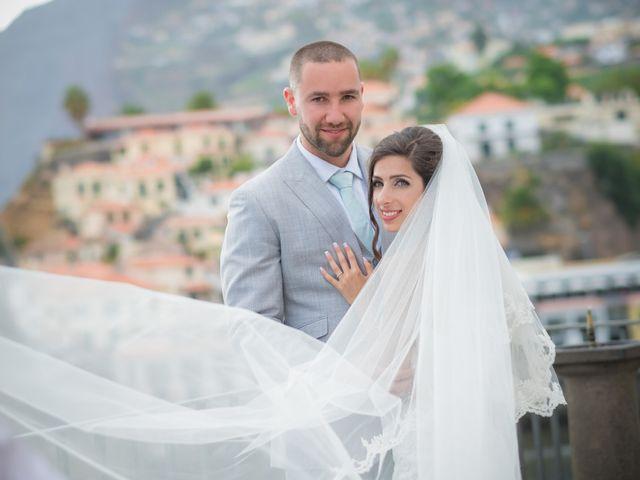 O casamento de Daniel e Débora em Câmara de Lobos, Madeira 62